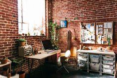 #Workspace #minimal #desktop #interior