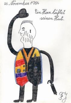 Outsider Art - Galerie Rigassi - Bern, Switzerland #outsider #illustration #drawing #art