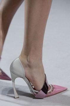 Christian Dior #pink #heels