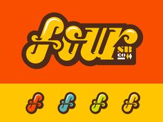 Branding, Four, Type