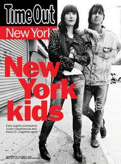 Stars #julian #layout #karen #casablancas #o #timeout #magazine
