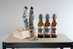 craft beer label designs #packaging #beer #label