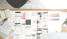Stylepixi—Vancouver lifestyle free iPhone UI design process