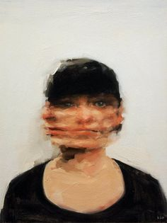 Kai Samuels-Davis | PICDIT #art #painting #paintings #portrait #design