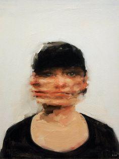 Kai Samuels-Davis | PICDIT #paintings #design #portrait #painting #art