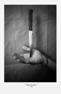 Romance the object Manu Pastrana #conceptualart #art