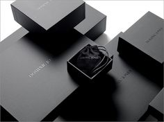 Jonas Eriksson » Every Reason to Panic #packaging #black #foil