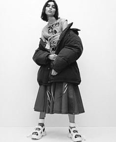 Vogue Australia March 2018 Charlee Fraser by Sebastian Kim - Fashion Editorials