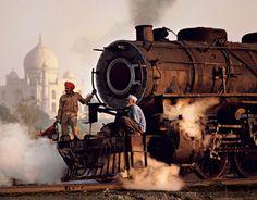 Trains   Steve McCurry14