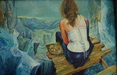 Paintings by Wlodzimierz Kuklinski #wlodzimierz #kuklinski #paintings