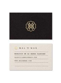 kentson:Business card (Mal de Mar)
