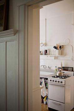 kate davison kitchen view #interior #design #decor #deco #decoration