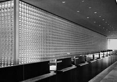 Erwin Hauer Studios Wall / Ceiling finishes #erwin #interiors #architecture #hauer