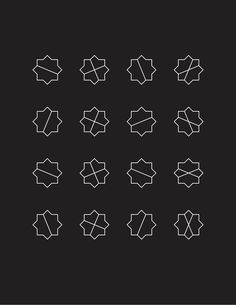 Stars #isotype #icons #iconography