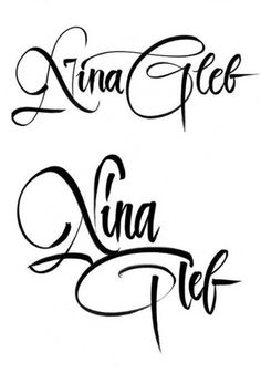 Calligraphy on the Behance Network #marker #behance #spit #brush