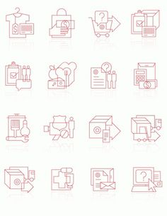 Eight Hour Day » Target Career Icons #line #icons