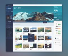 Dashboard #online #web #interface #dashboard