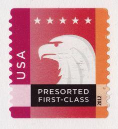 Gotham #stamp #first #gotham #usps #postage #hfj #presorted #eagle #class #heofler