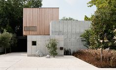The Concrete Box House