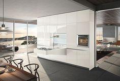 Board Kitchen by Pietro Arosio for Snaidero | Freshome #gorgeou #designer #contemporary #simple #kitchen #elegant