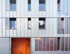 Daunay / Atelier du Pont #architecture #facades