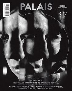 Palais (Paris, France) #design #graphic #cover #editorial #magazine