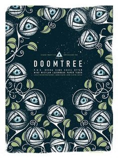Doomtree — Two Arms Inc. #screenprint poster music