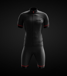 Wattbike cycling kit by Onwards