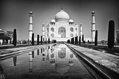 The Taj #heritage #india #architecture #taj #mahal