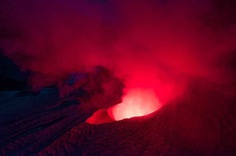 Aeon: Fiery Red Nordic Landscapes by Oystein Sture Aspelund