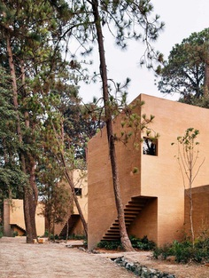 Five Vacation Houses in the Middle of the Forest in Valle de Bravo, Mexico 13