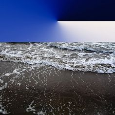 Imageshack - d7cf77b2470af2398ea6be3.jpg #cone #collage #sea #gradient
