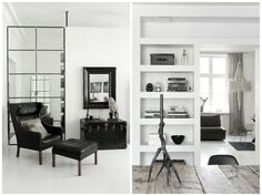 Extreme Monochrome in Copenhagen   emmas designblogg