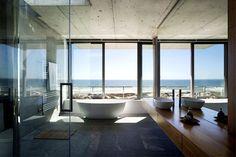 Sophisticated and Elegant Pearl Bay Residence sea beach villa interior