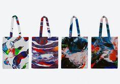 HelloMe — Troberg #bag #paint #tote
