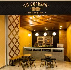 La Gofrera - Santafé on Behance