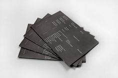 Process: 4.5 – High-Res Images | September Industry #print #design