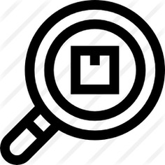 See more icon inspiration related to shipping and delivery, inspection, parcel, packaging, magnifying, package, shipping, delivery, box and search on Flaticon.