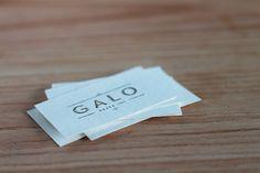 GALO on Behance