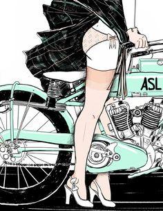 Illustrator Amanda S. Lanzone