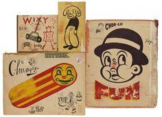 Prixylores #illustration #vintage #grunge