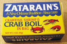 Zatarain's Crawfish, Shrimp & Crab Boil