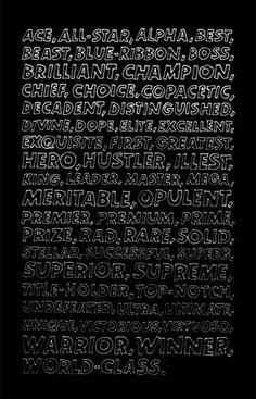 Penmanship | Neuarmy™ #typography
