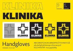 Klinika Bike Service Branding