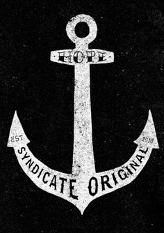 All sizes | sndct anchor | Flickr - Photo Sharing! #orka #abo #original #syndicate #anchor #typography