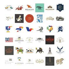 Excited to have some logos in the next @logolounge book. #logo #logotype #branding #marks #branddesign #logoset #identity #symbol #logodesig