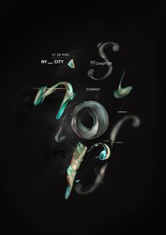 NYC Formst is the first chapter of an experimental typographic project.\\\\nIt is an antropomorphical approach to a typography based essay o