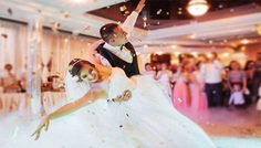 Check out our top 5 tips for choosing an awesome wedding reception playlist.