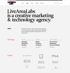 LiveAreaLabs   Kyle Gabouer   Design