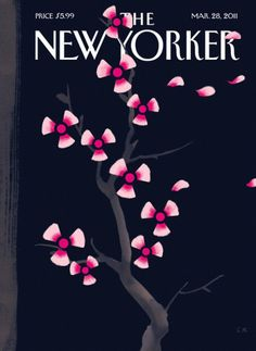 The New Yorker - In this week's issue: Evan Osnos on the earthquake... #illustration #design #graphic #japan